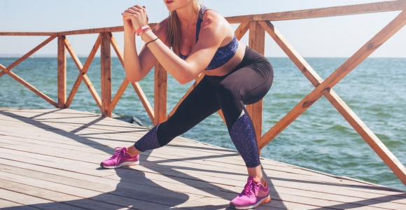 Simple Leg Stretches You Can Do Anywhere