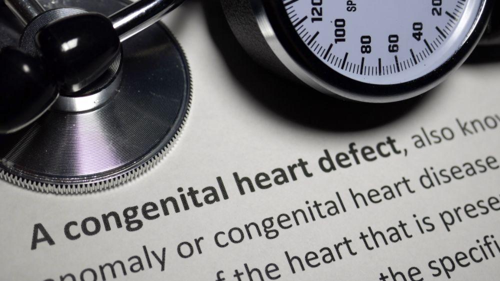 text concept image congenital heart defect