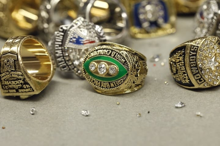 Super Bowl Championship Rings