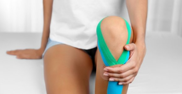 How To Use Kinesio Tape