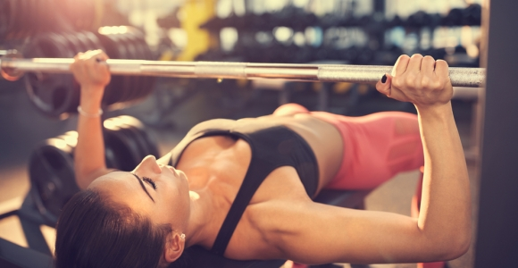 How to Change Up Your Bench Presses