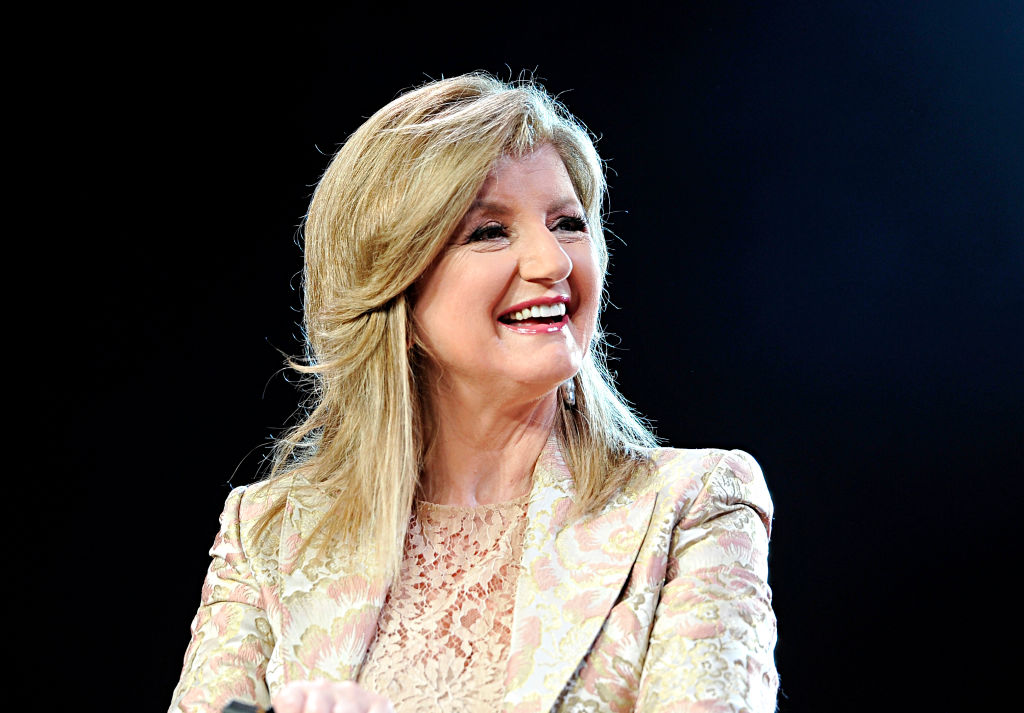 Arianna Huffington attends Beautycon Festival Los Angeles 2019 at Los Angeles Convention Center on August 11, 2019 in Los Angeles, California.