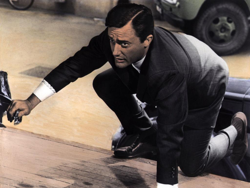 Kino. Solo für O.N.K.E.L.: Krieg der Spione, (ONE OF OUR SPIES IS MISSING) USA, 1965, Regie: E. Darrell Hallenbeck, ROBERT VAUGHN.