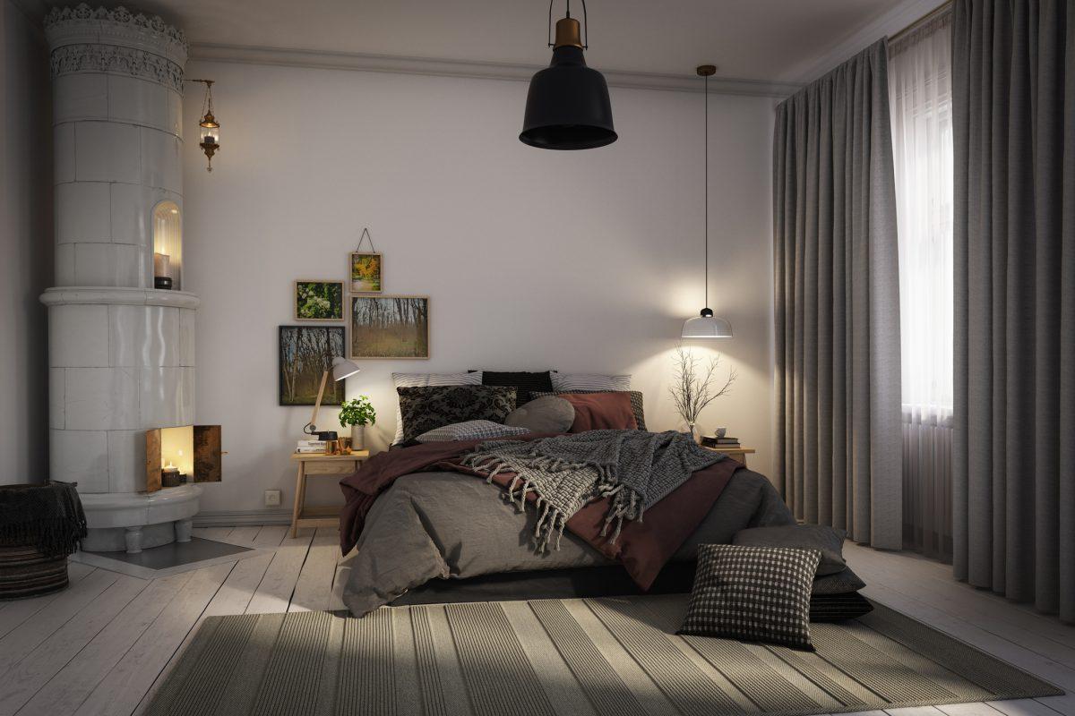 Avoid Harsh Overhead Lighting