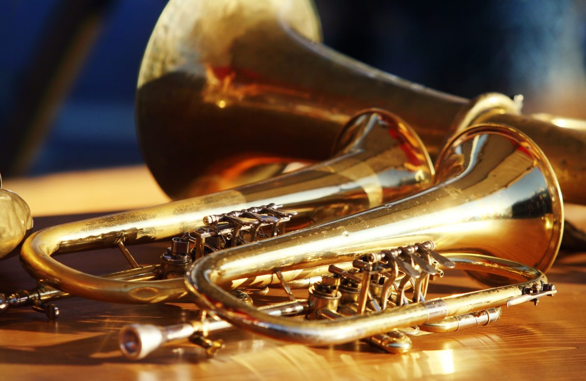 Cleaning Brass Instruments Warm Bath
