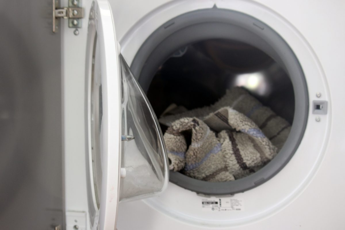 washable low heat dryer