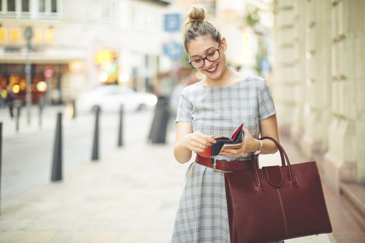 Purse Handbag Woman Outfit