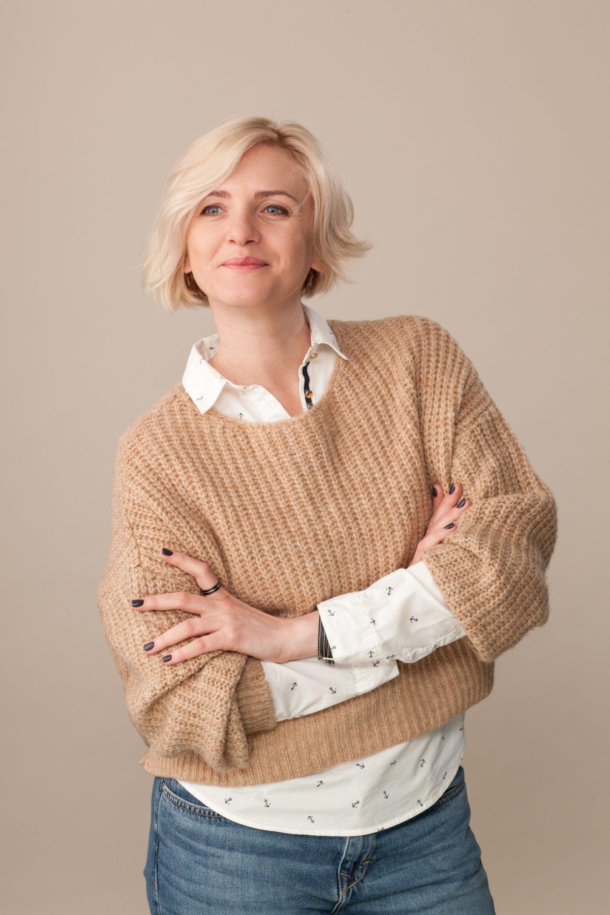 Clothing Shirt Sweater Woman