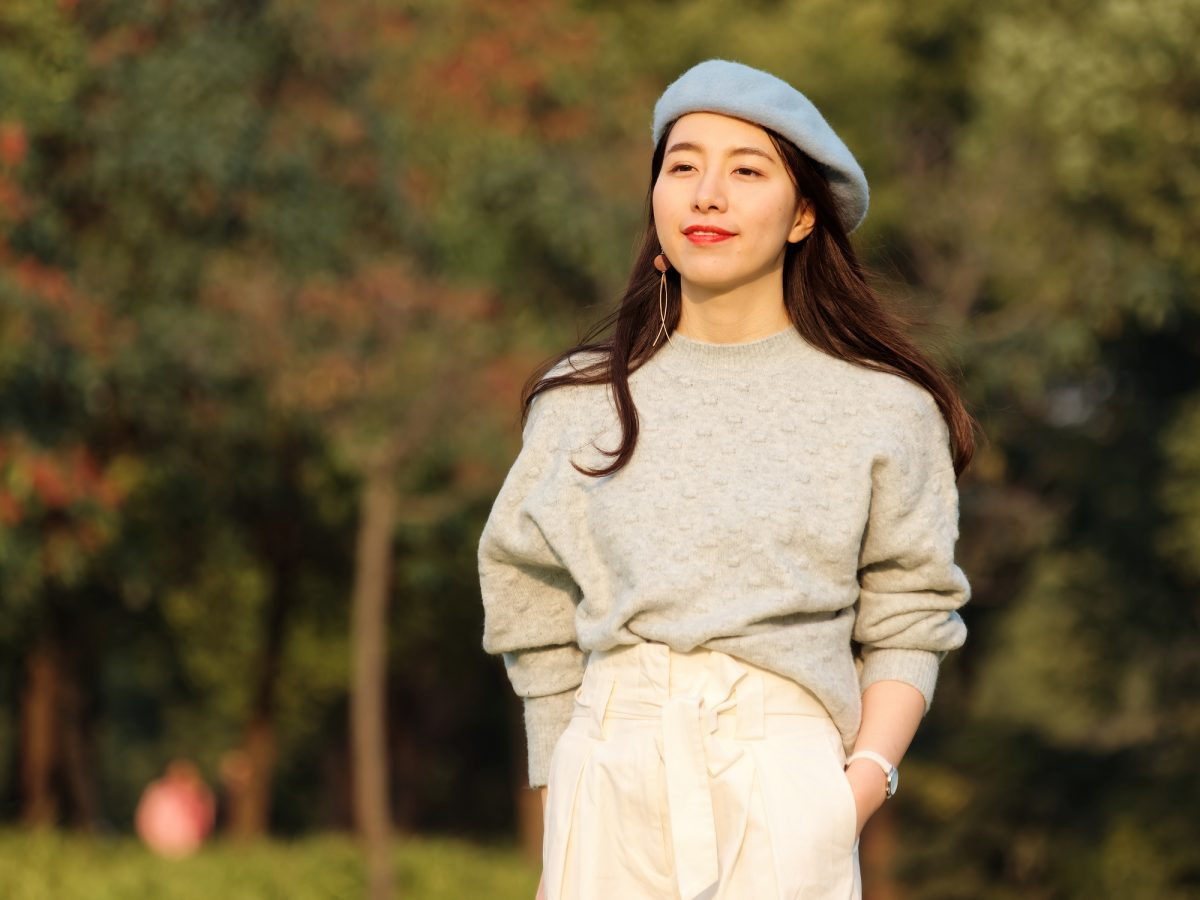 Wash wool hats with a gentle detergent to keep them looking like new