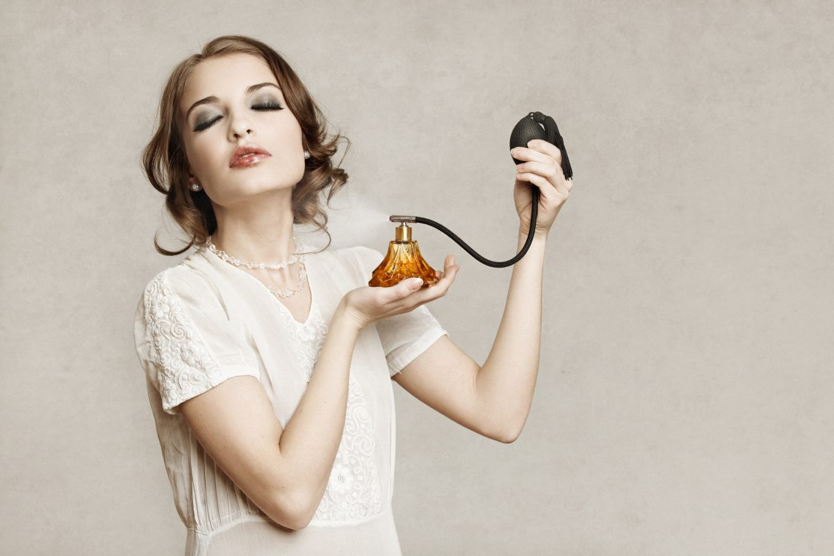 Avoid using perfume or cologne
