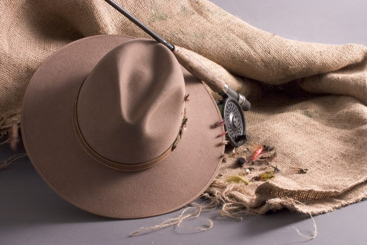 Cowboy hats can be expensive, so be sure to clean them properly