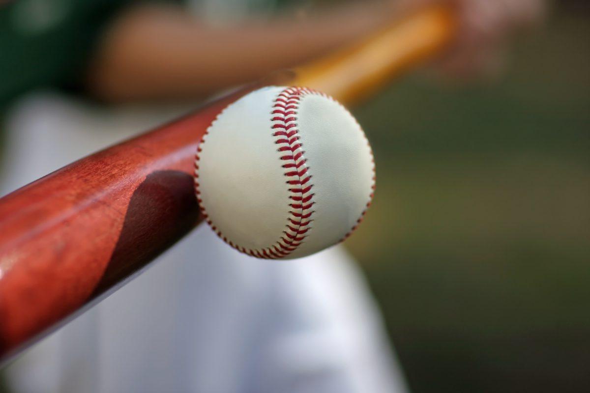 striking baseball reveal