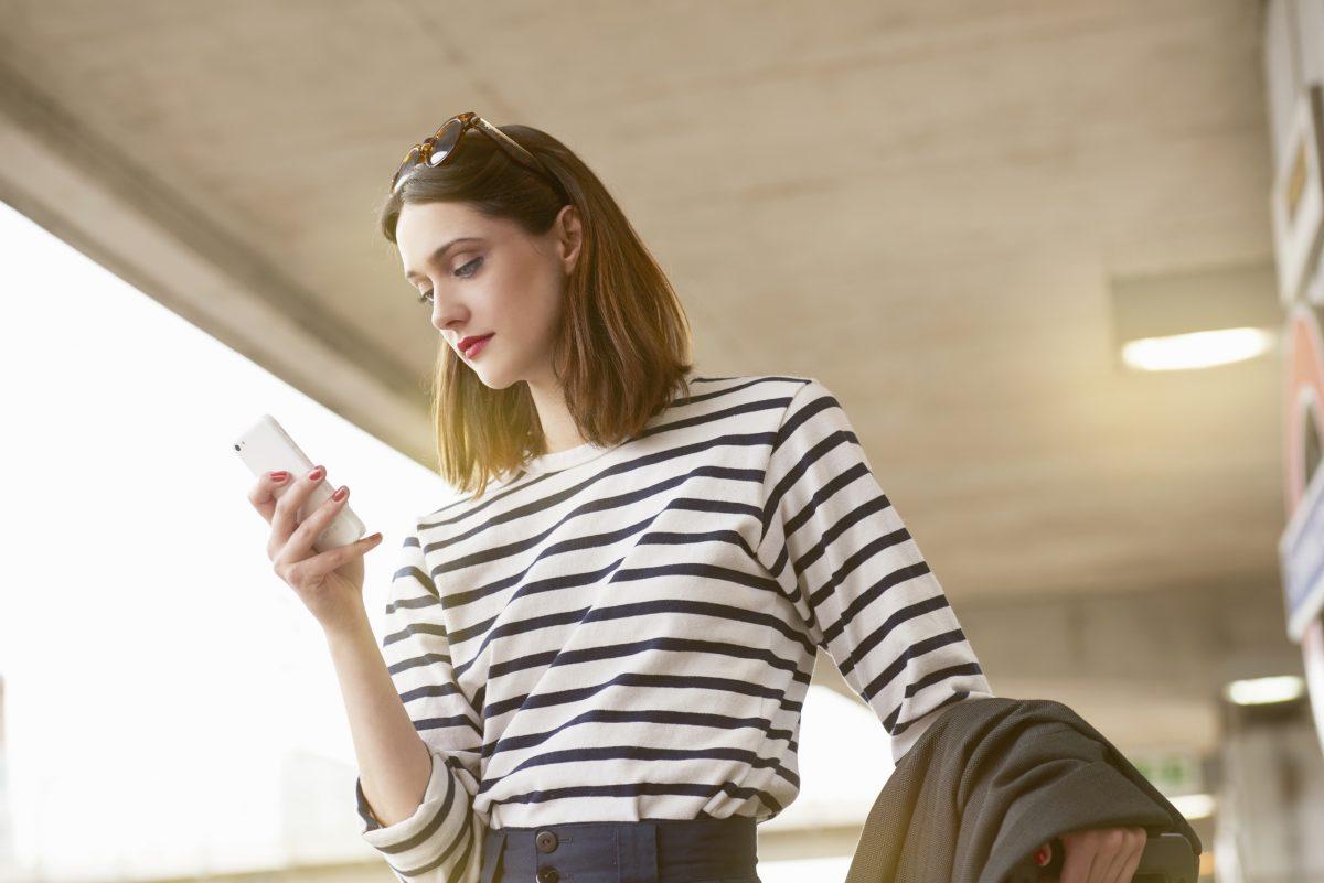 Woman Clothing Stripes Horizontal