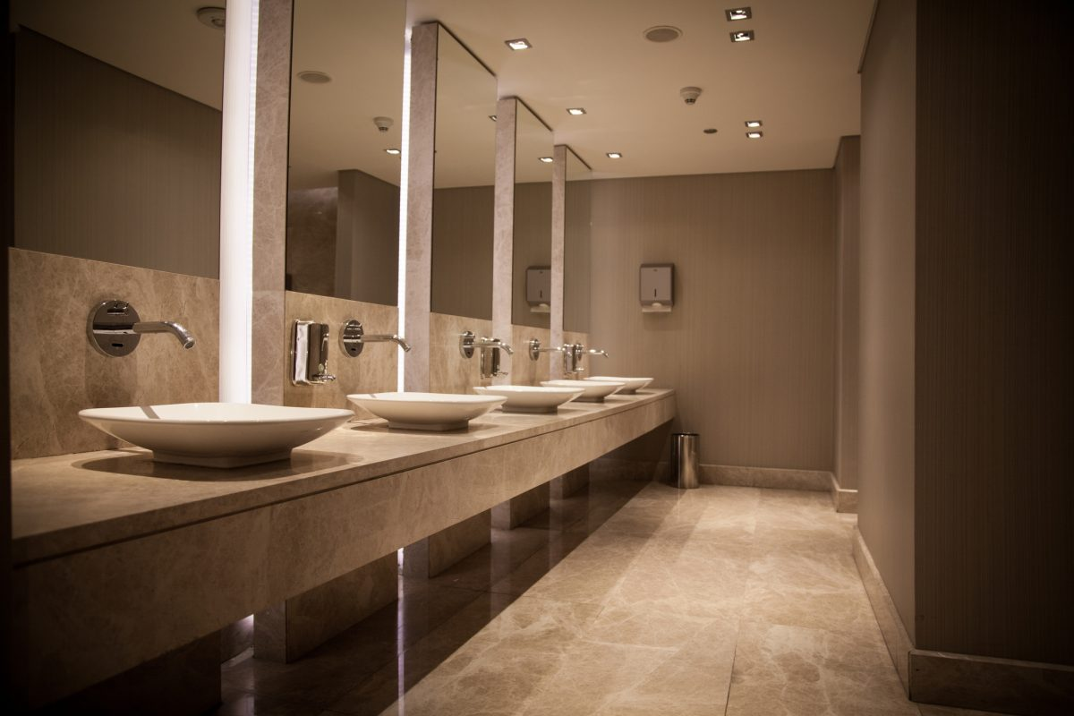 Restroom Bathroom Style