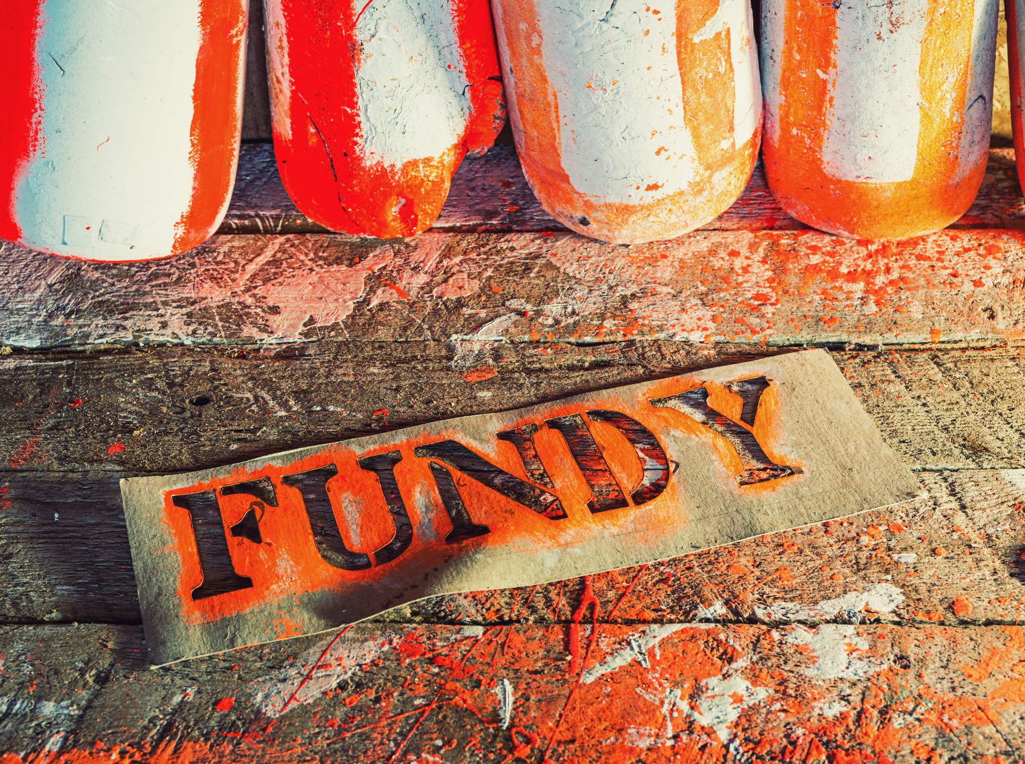 Fundy Stencil